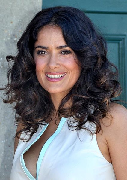 salma hayek eat fat to look young the healthy home economist. Black Bedroom Furniture Sets. Home Design Ideas