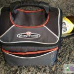 kombucha bottle in lunchbox