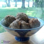 pork meatballs recipe, pastured pork recipes
