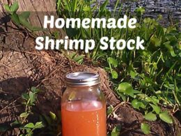 Homemade Shrimp Stock Recipe (+ VIDEO)