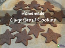 Grandma's (Molasses) Gingerbread Cookies Recipe