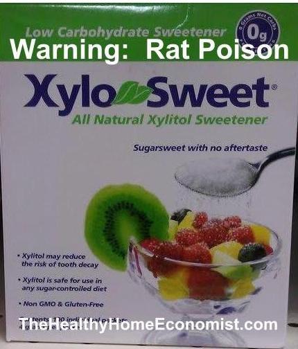 xylitol rat poison