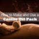 castor oil pack