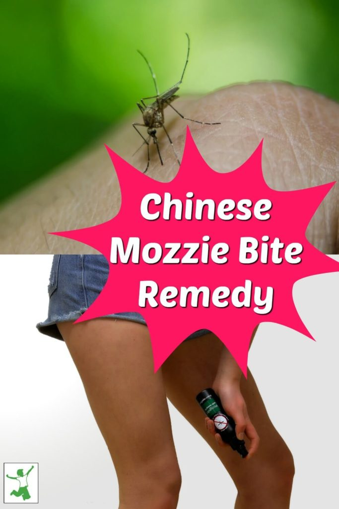 Fast Acting Mosquito Bite Remedy That's Probably in Your Kitchen