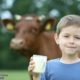 raw milk allergy free