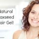 Homemade Flaxseed Hair Gel Recipe (+ VIDEO) 1