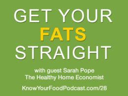 Interview with Know Your Food Podcast
