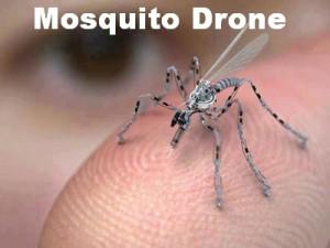 mosquito drones