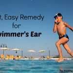 swimmers ear remedy