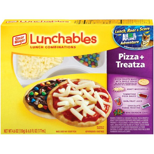 Lunchables creator wont even feed them to his own kids if there is anything that makes me sad its visiting my children at school and noting the large number of students who have lunchboxes filled with items solutioingenieria Choice Image