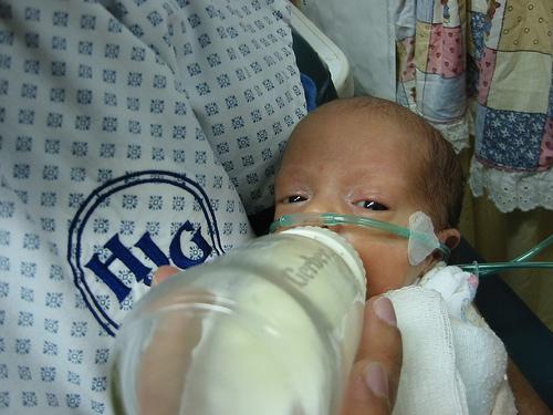 neonatal low blood sugar