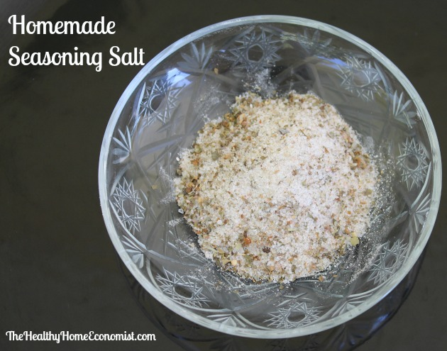 seasoning salt recipe