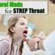 Natural Remedies For Strep Throat (Better than Meds!)