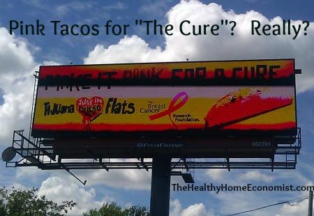 pinkwashing billboard