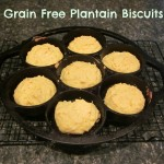 plantain biscuits