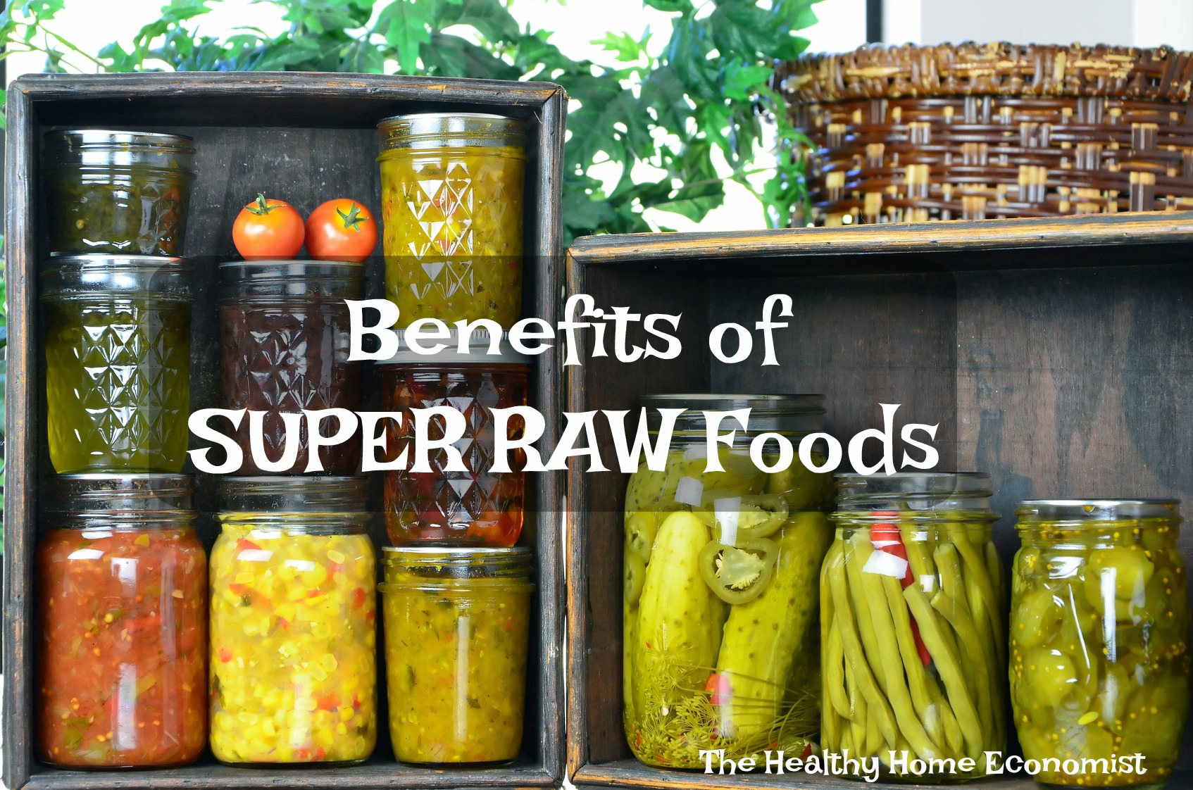 super raw foods