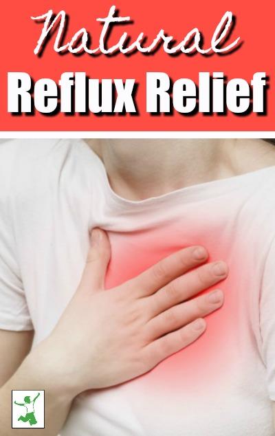 reflux relief