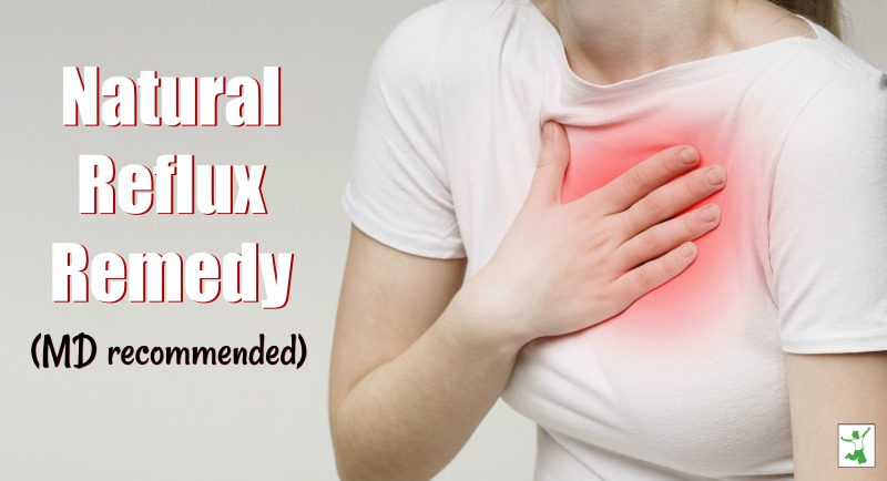 natural reflux remedy for gerd