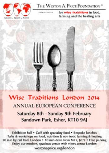 Weston A. Price European Conference