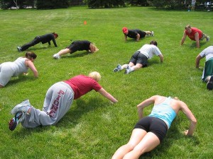 Neighborhood Boot Camp: Find One or Build your Own