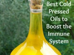 Top 7 Cold Pressed Oils for Boosting the Immune System