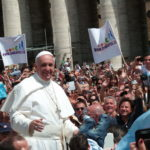 Pope Francis Takes a Stand in Favor of Public Breastfeeding