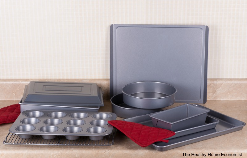 How to Use Aluminum Bakeware Safely | The Healthy Home Economist