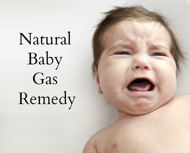 gas remedy for babies