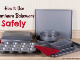 aluminum bakeware safety