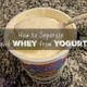 whey from yogurt