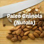 Grain Free Paleo Granola (Nutola)