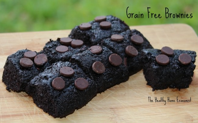 grain free brownies_mini