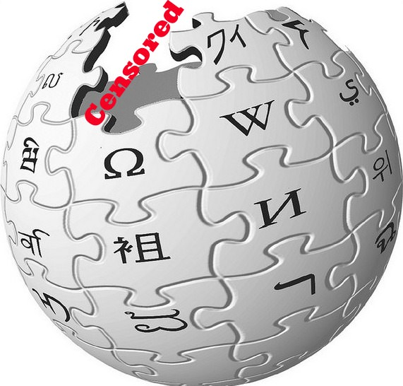 Wikipedia censorship