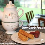 Low Carb Portuguese Focaccia Recipe (grain free)