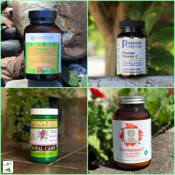 natural vitamin C brands