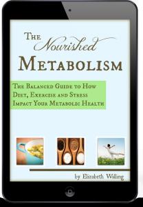 The Nourished Metabolism ereader