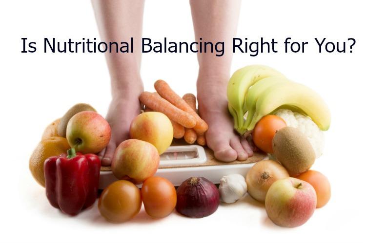 nutritional balancing basics
