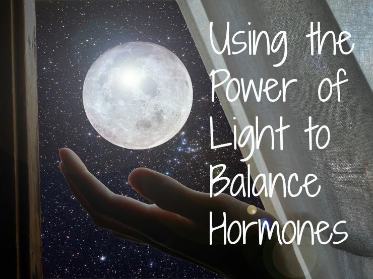 lunaception to balance hormones
