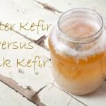 Is Water Kefir as Beneficial as Milk Kefir?
