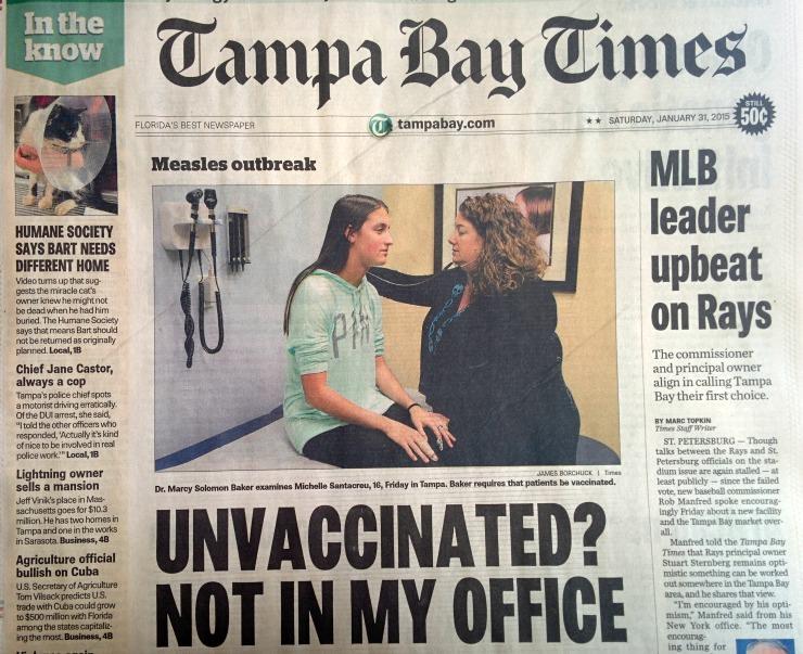 doctors refuse unvaccinated patients