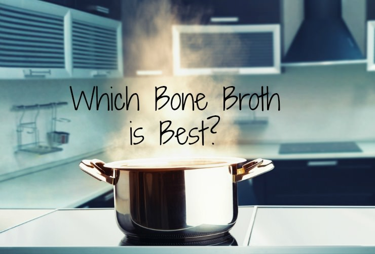 healthiest and best bone broth