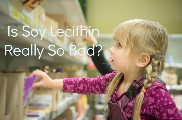 soy lecithin good or bad