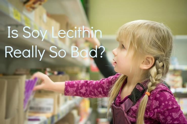 soy lecithin good or bad
