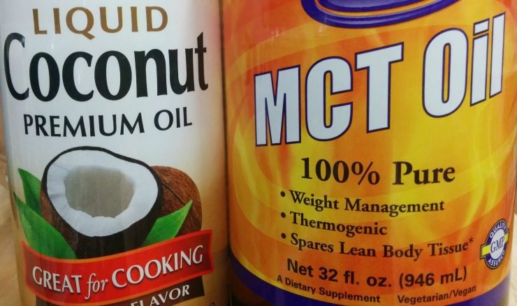 MCT Oil (Liquid Coconut Oil): The Coconut Oil Dregs