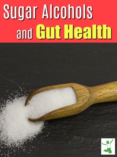 sugar alcohols harm gut health