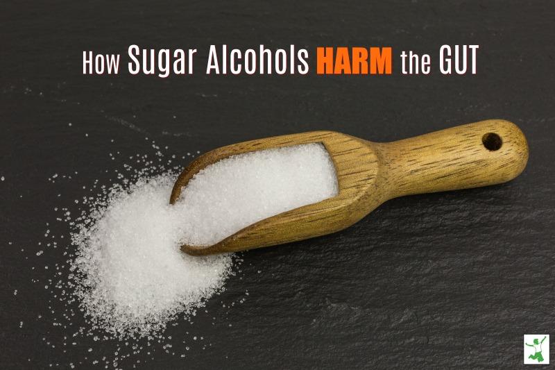 sugar alcohol dangers