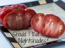 Are Nightshade Vegetables Worsening Your Pain?
