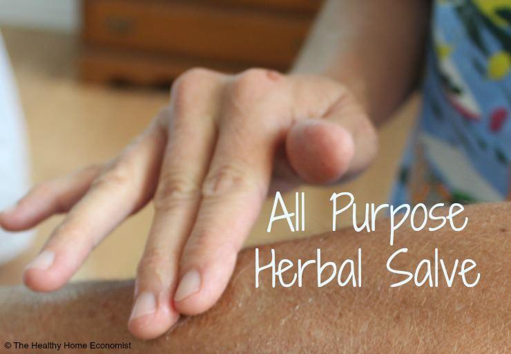 all purpose comfrey salve