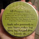 All Purpose Herbal Comfrey Salve Recipe