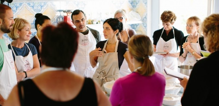 Cooking classes are warm and inviting, very hands-on and informative.